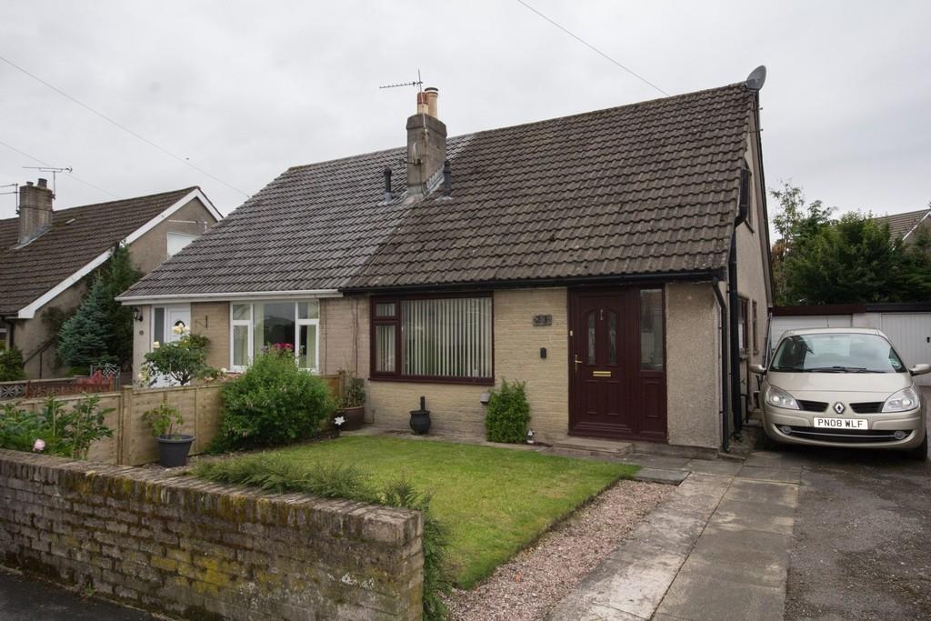 3 Bedrooms Semi Detached Bungalow for sale in Bigland Drive, Ulverston