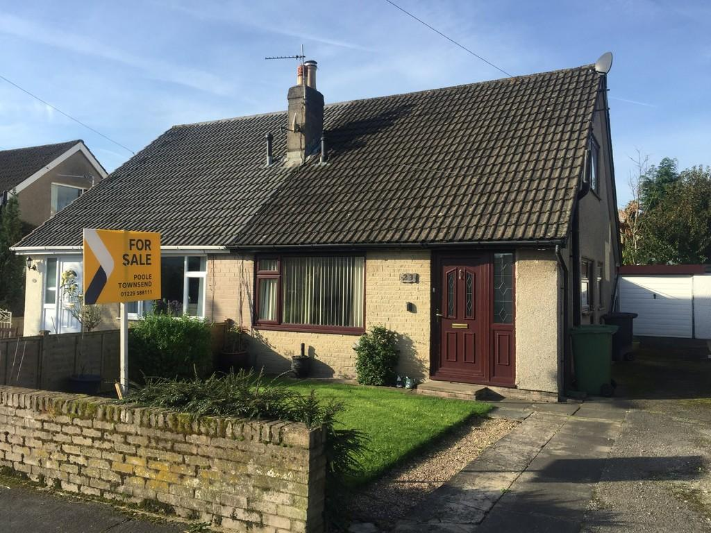 3 Bedrooms Semi Detached Bungalow for sale in Bigland Drive, Ulverston