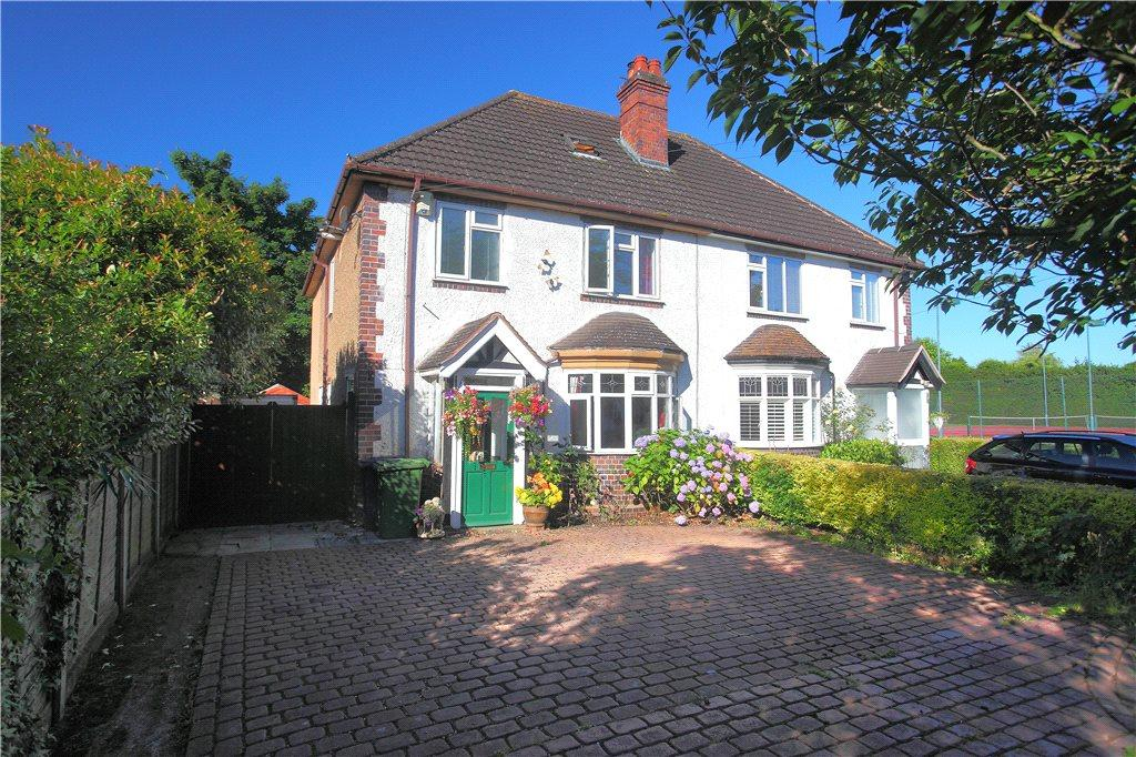 4 Bedrooms Semi Detached House for sale in Stourport Road, Bewdley, DY12