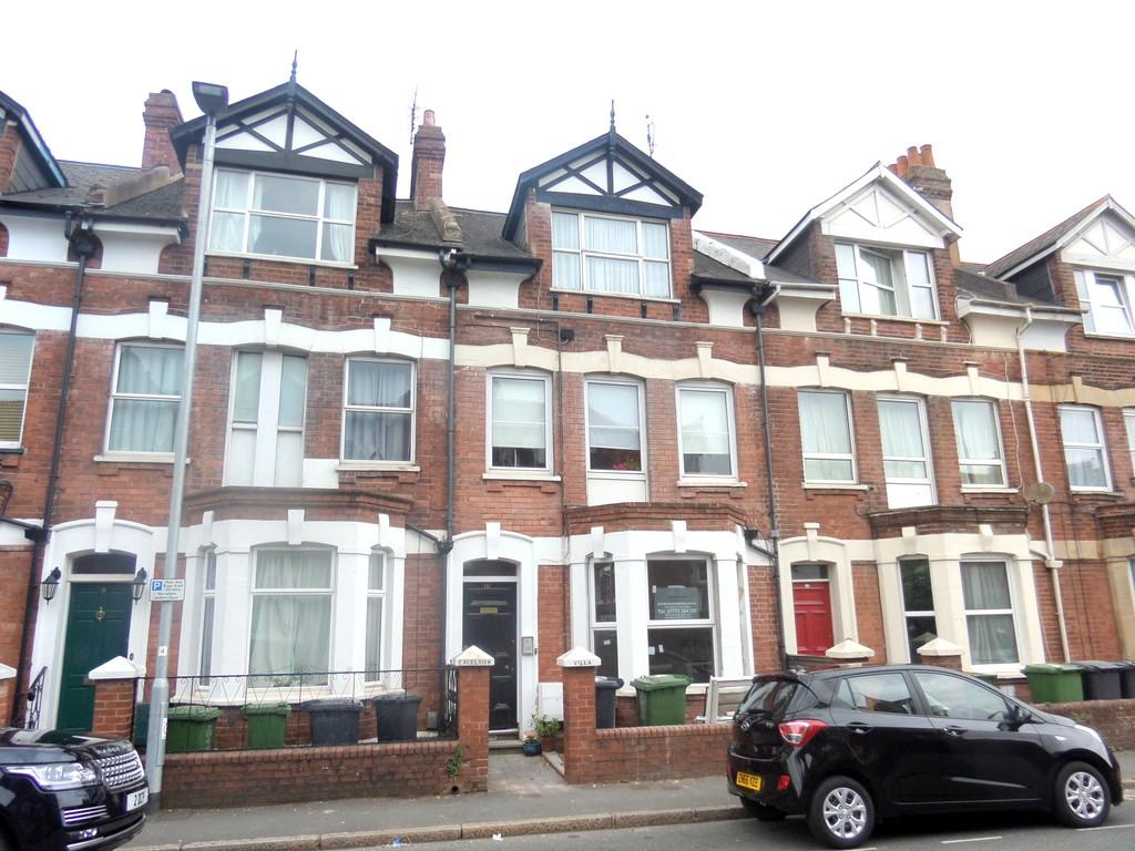 1 Bedroom Apartment Flat for sale in Mount Pleasant Road, Exeter
