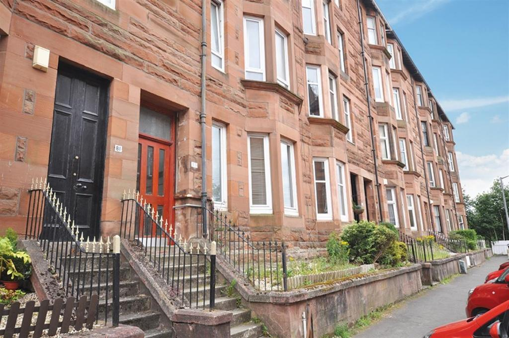 1 Bedroom Flat for sale in 0/2, 83 Bolton Drive, Mount Florida, G42 9DS