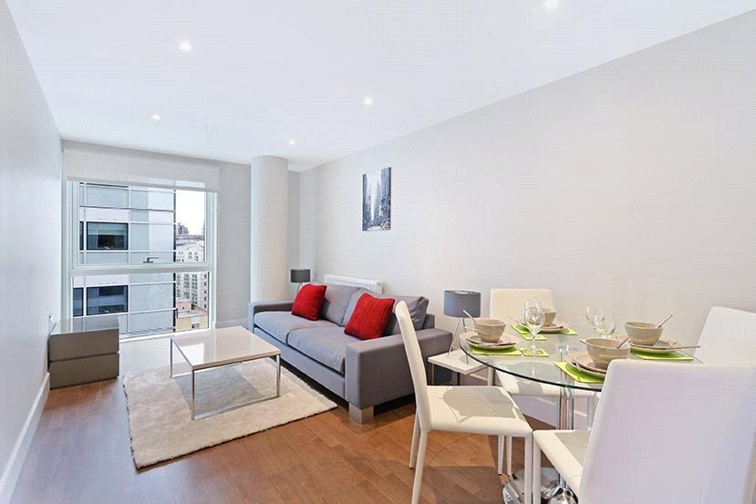 1 Bedroom Flat for sale in Crawford Building, 112 Whitechapel High Street, London, E1