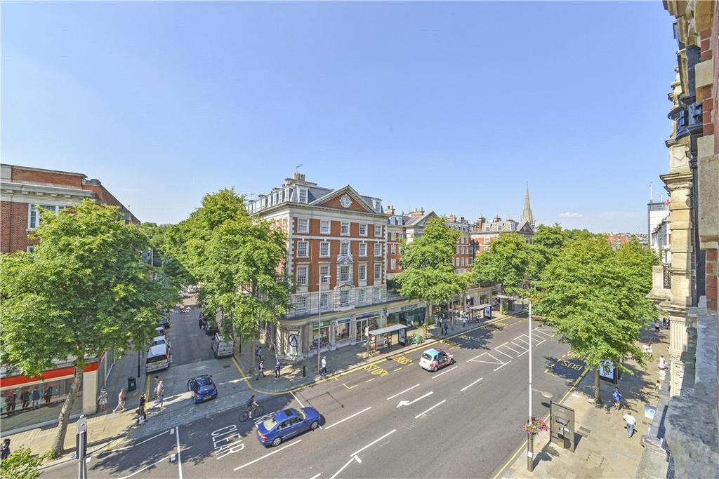 3 Bedrooms Flat for sale in Kensington High Street, London, W8