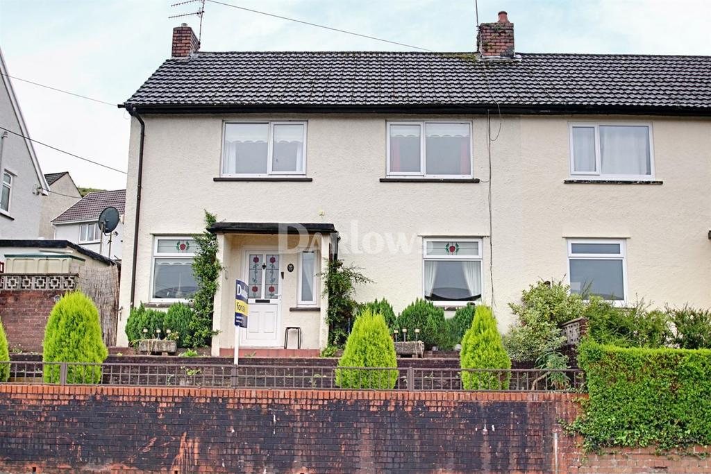 3 Bedrooms Semi Detached House for sale in Bryngerwn Avenue