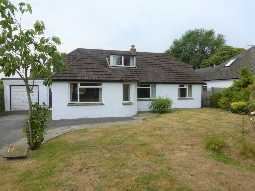 3 Bedrooms Detached Bungalow for sale in Manor Close, Bearsted