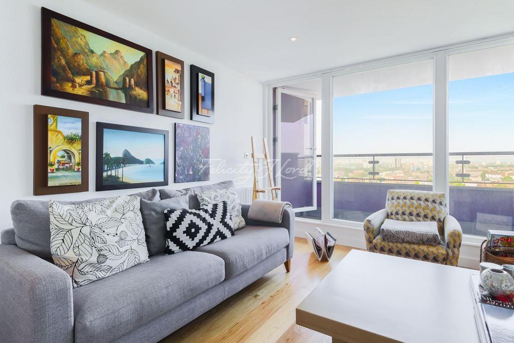1 Bedroom Flat for sale in Mallard Point, E3