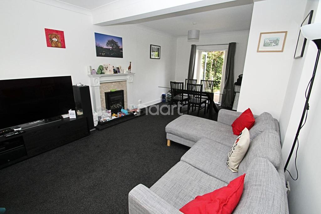 3 Bedrooms Terraced House for sale in Bishop Road, Chelmsford