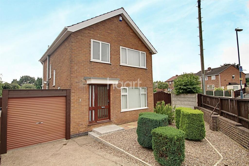3 Bedrooms Detached House for sale in Margaret Avenue, Chaddesden