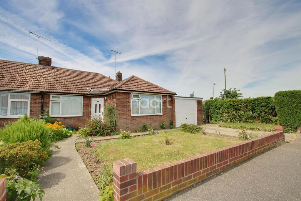3 Bedrooms Bungalow for sale in Devon Way, Dovercourt, Harwich, Essex