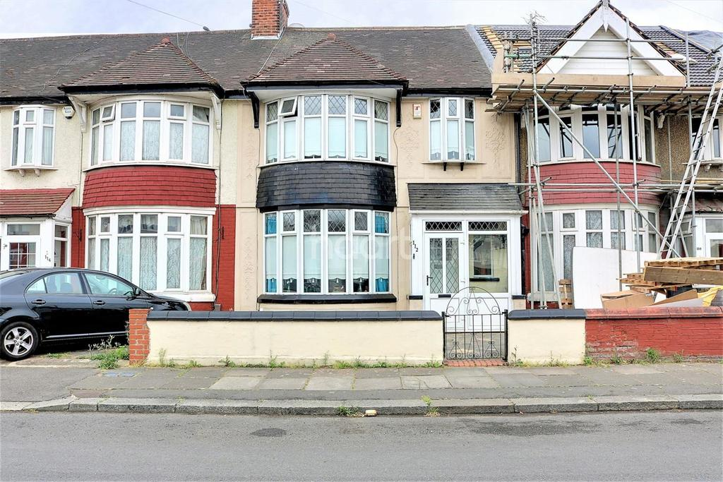 3 Bedrooms Terraced House for sale in Ashburton Avenue, Ilford, Essex
