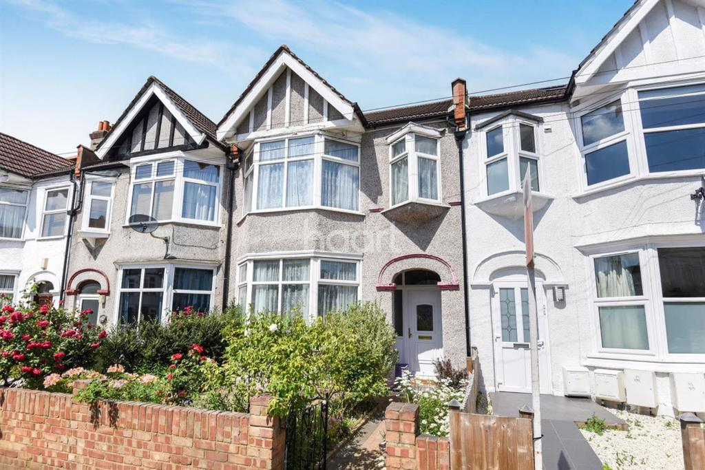 4 Bedrooms Terraced House for sale in Park Avenue, Mitcham, CR4