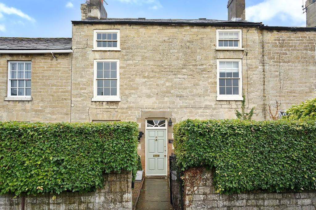 4 Bedrooms Terraced House for sale in High Street, Boston Spa,LS23