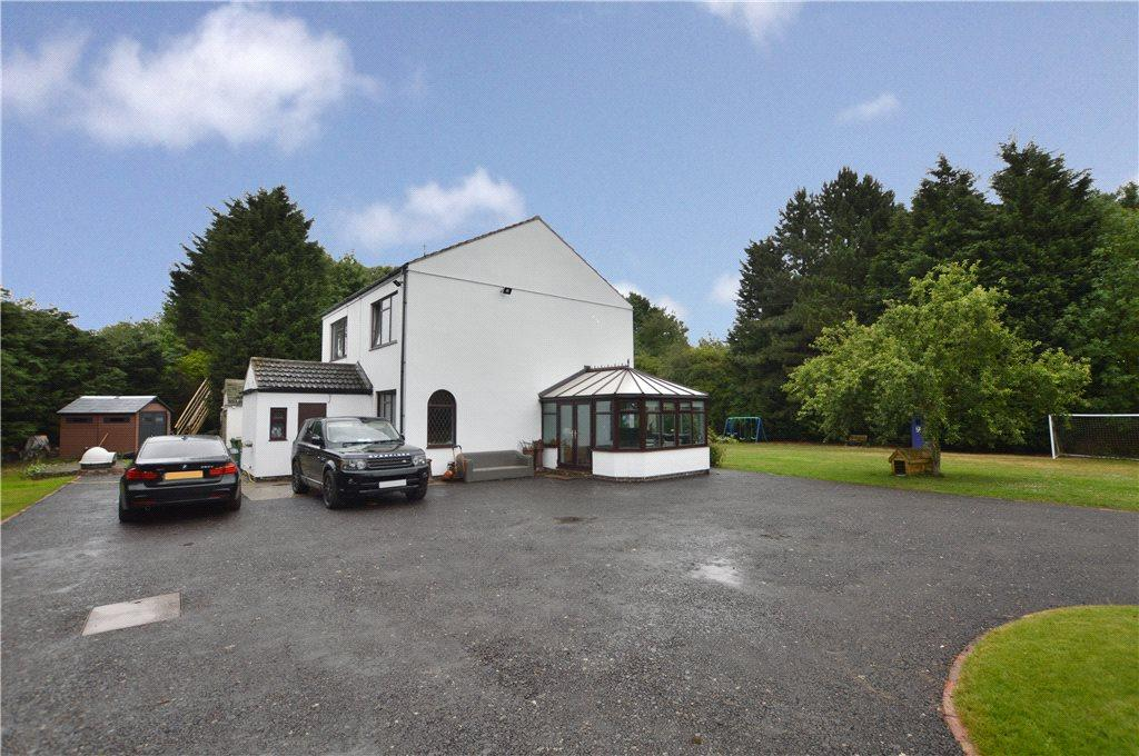 3 Bedrooms Detached House for sale in Millfield Cottages, Horbury, Wakefield, West Yorkshire