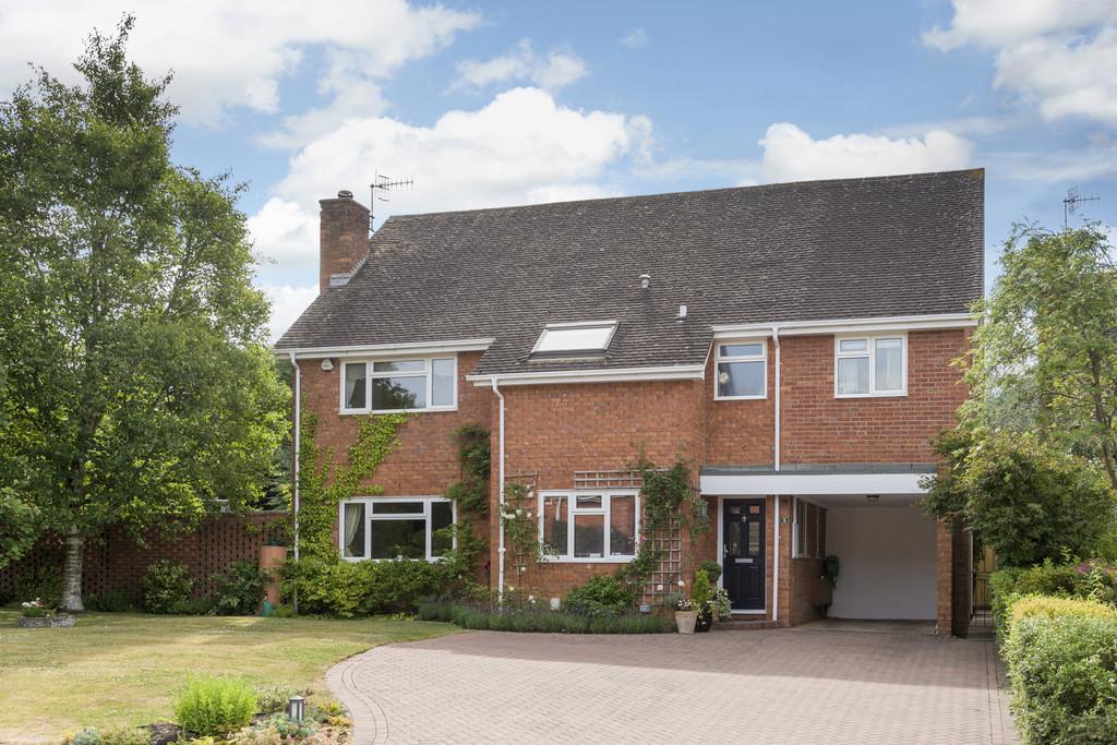 6 Bedrooms Detached House for sale in Campden Lawns, Alderminster, Stratford-Upon-Avon