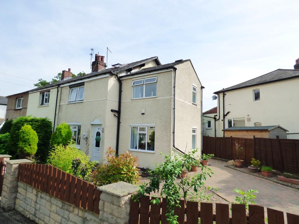 4 Bedrooms End Of Terrace House for sale in Hawkhill Avenue, Guiseley