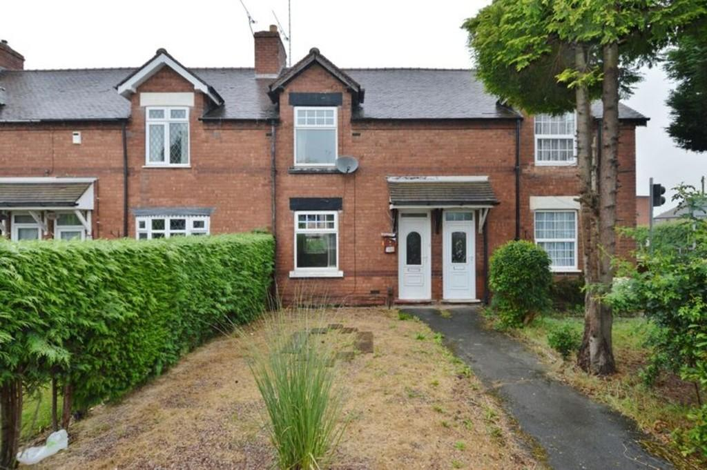 2 Bedrooms Terraced House for sale in Hagley Road, Rugeley