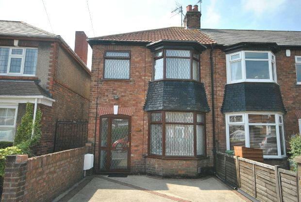3 Bedrooms End Of Terrace House for sale in Fairfax Road, Grimsby