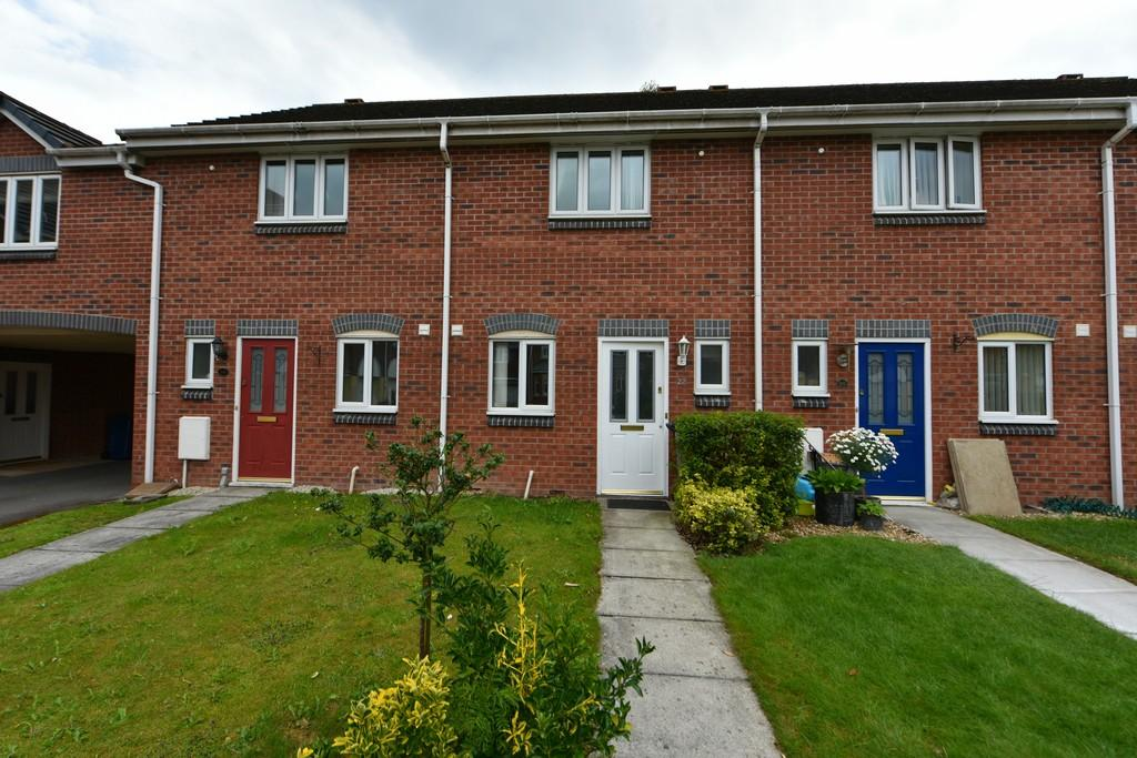 2 Bedrooms Terraced House for sale in Hawthorne Avenue, Burscough