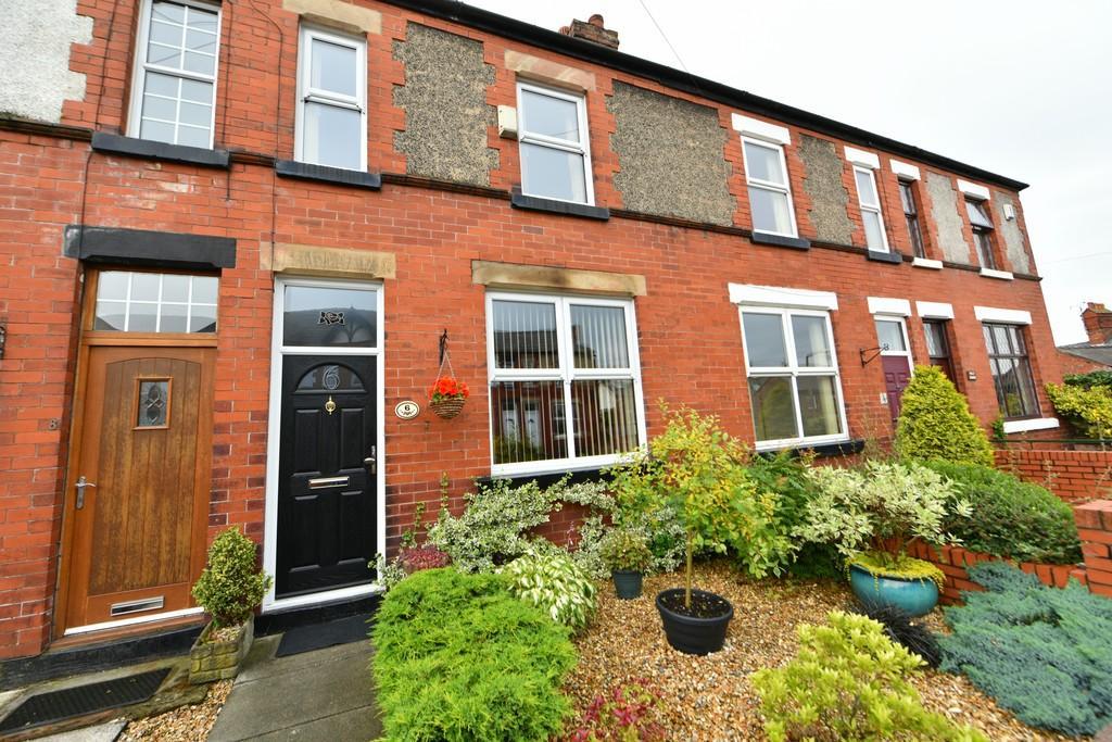 2 Bedrooms Terraced House for sale in Bridge Street, Ormskirk
