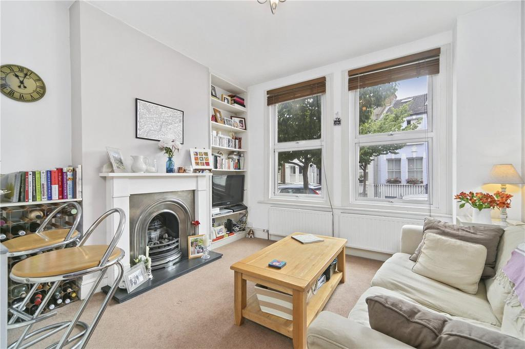 1 Bedroom Flat for sale in Brecon Road, Fulham, London, W6