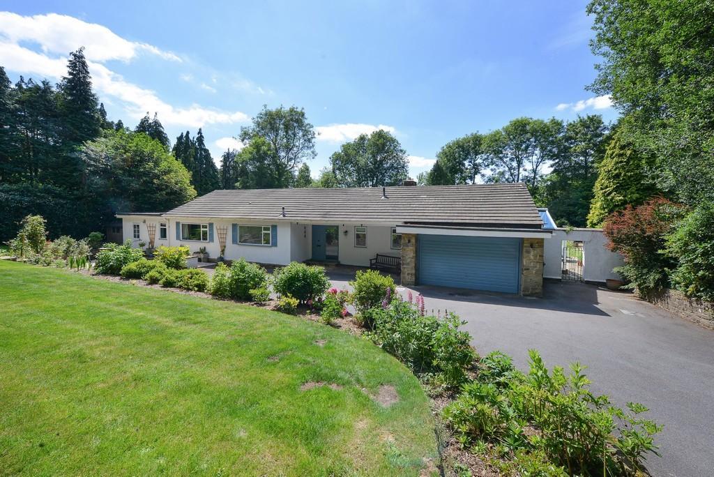 4 Bedrooms Detached Bungalow for sale in Warren Lane, Cross In Hand
