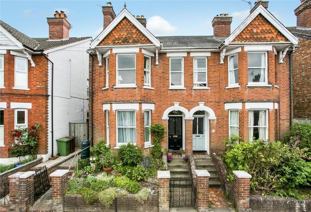 4 Bedrooms Semi Detached House for sale in Stephens Road, Tunbridge Wells