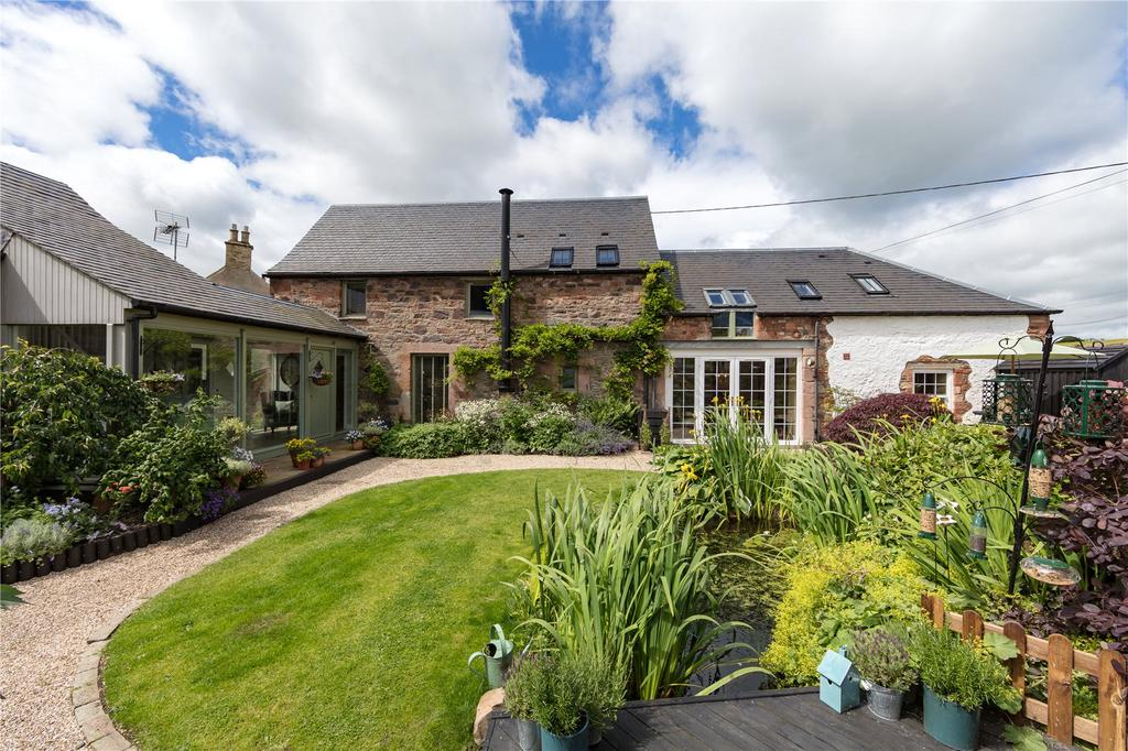 4 Bedrooms House for sale in The Granary, Redpath, Earlston, Berwickshire