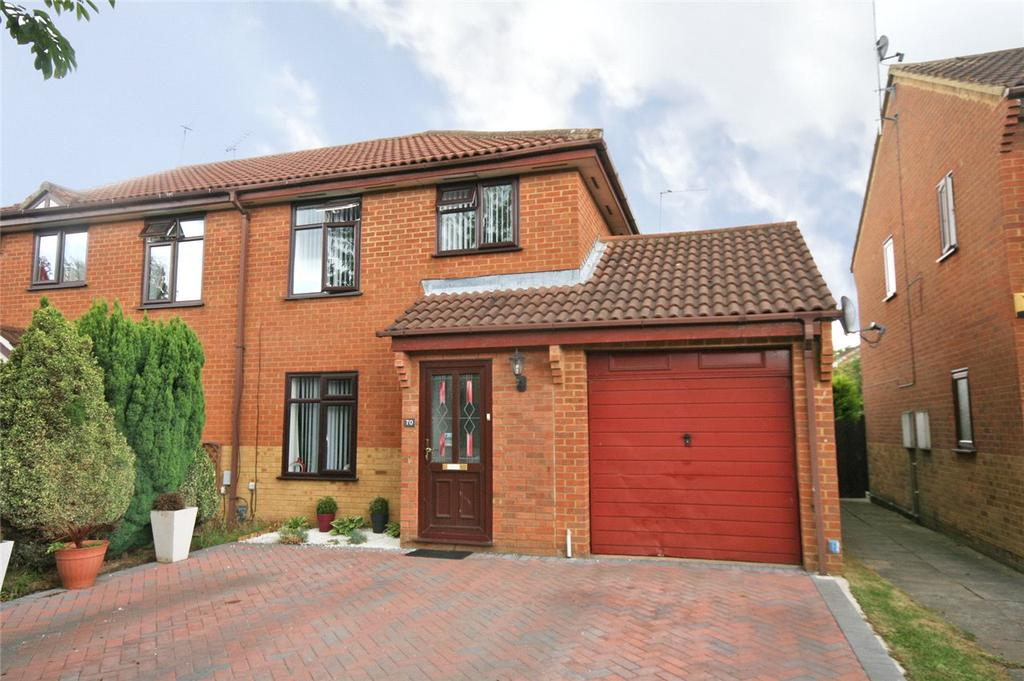 4 Bedrooms End Of Terrace House for sale in Rivenhall End, Welwyn Garden City, Hertfordshire