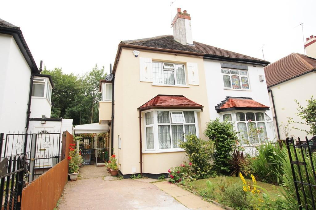 3 Bedrooms Semi Detached House for sale in Park Road West, Wolverhampton
