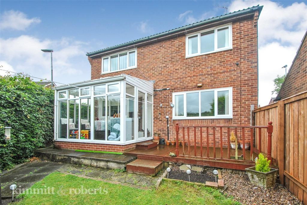 3 Bedrooms Detached House for sale in Elemore View, South Hetton, County Durham, DH6