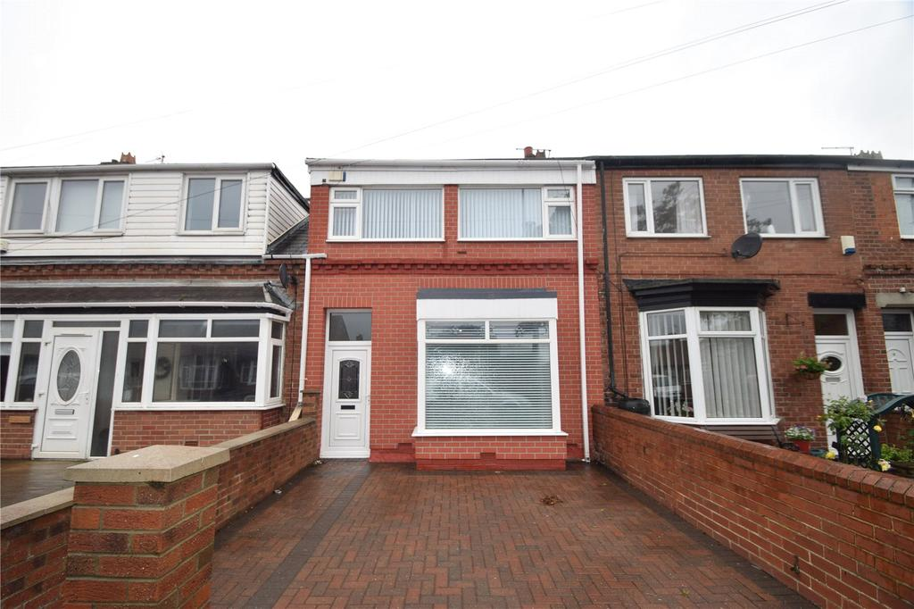 3 Bedrooms Terraced House for sale in Byron Terrace, Seaham, Co Durham, SR7