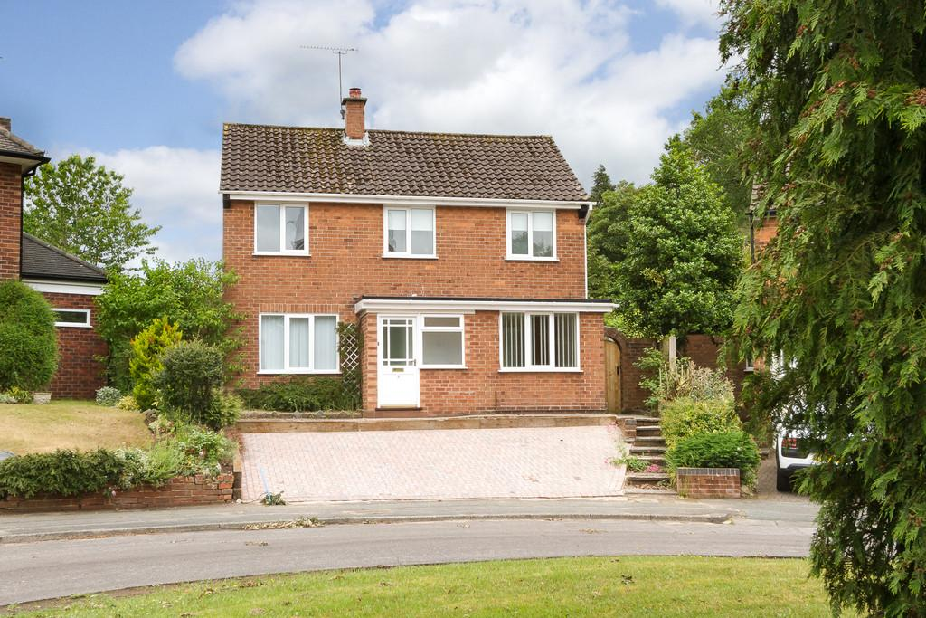 4 Bedrooms Detached House for sale in Cartledge Close, Cuddington