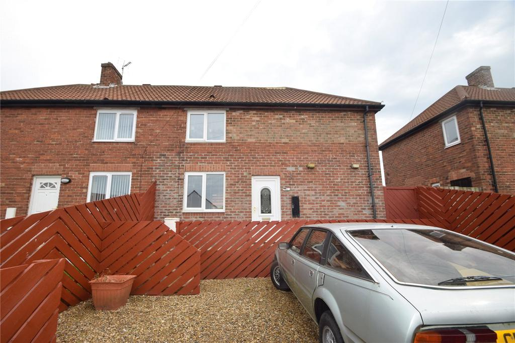 3 Bedrooms Semi Detached House for sale in Cook Crescent, Murton, Seaham, Co. Durham, SR7