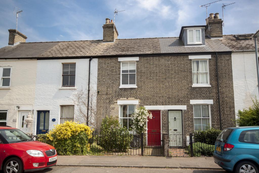 2 Bedrooms Terraced House for sale in Riverside, Cambridge