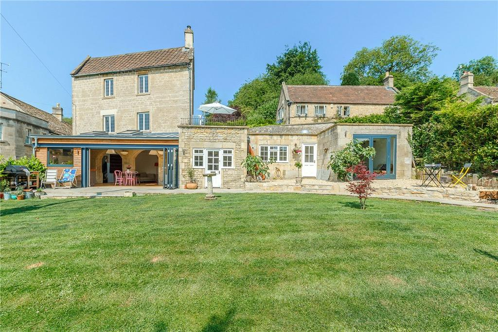 4 Bedrooms Detached House for sale in Turleigh, Bradford-on-Avon, Wiltshire, BA15