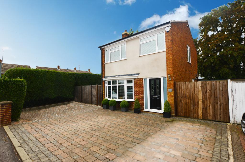 3 Bedrooms Detached House for sale in Brooklands Close, Luton, Bedfordshire, LU4 9EH