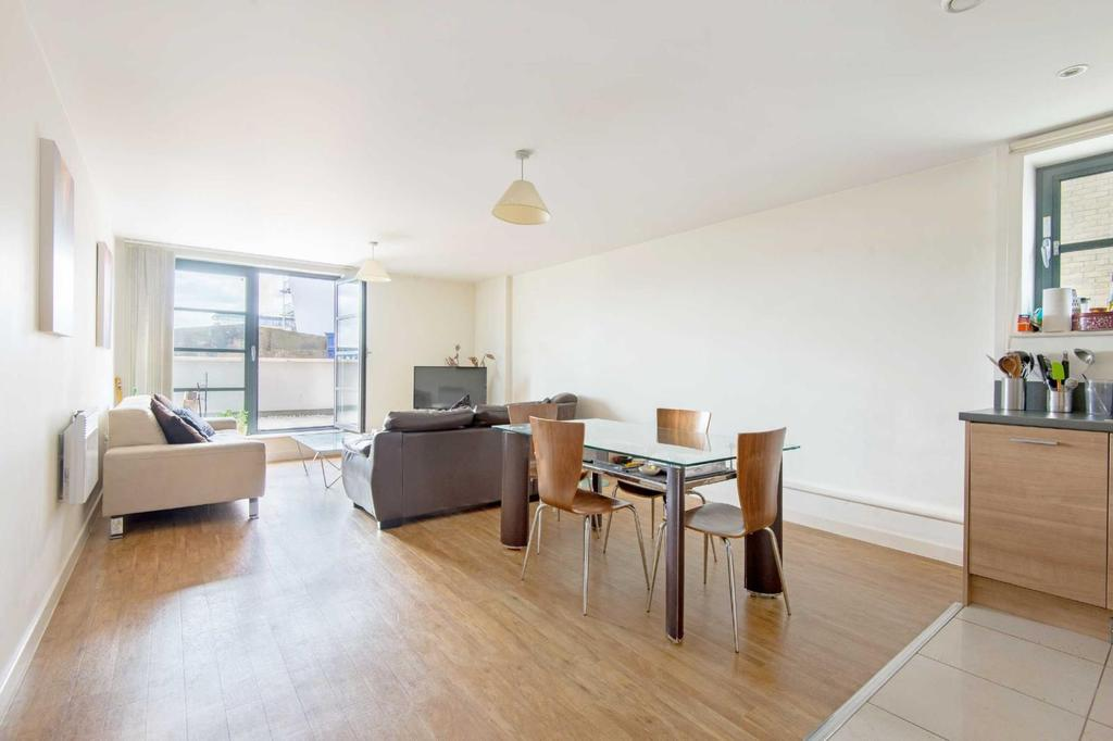 2 Bedrooms Flat for sale in Zenith House, E14
