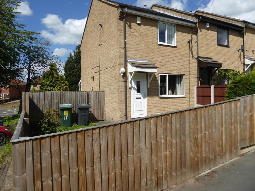 2 Bedrooms End Of Terrace House for sale in Heath Walk, Dewsbury