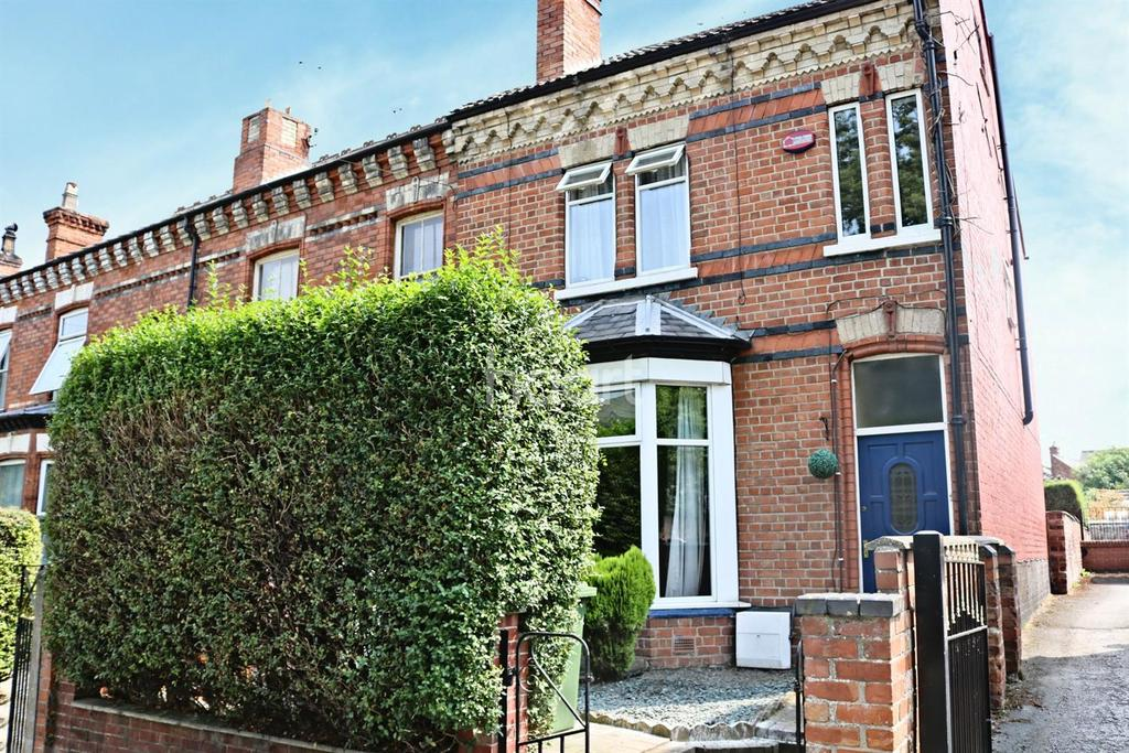 3 Bedrooms End Of Terrace House for sale in Friary Road, Newark