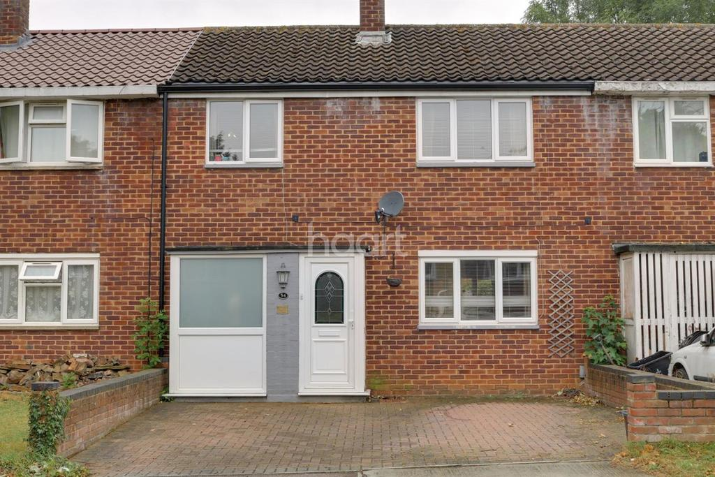 3 Bedrooms Terraced House for sale in Nodes Drive, Broadwater, Stevenage