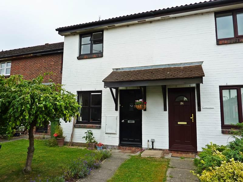 2 Bedrooms Terraced House for sale in BOURNE END
