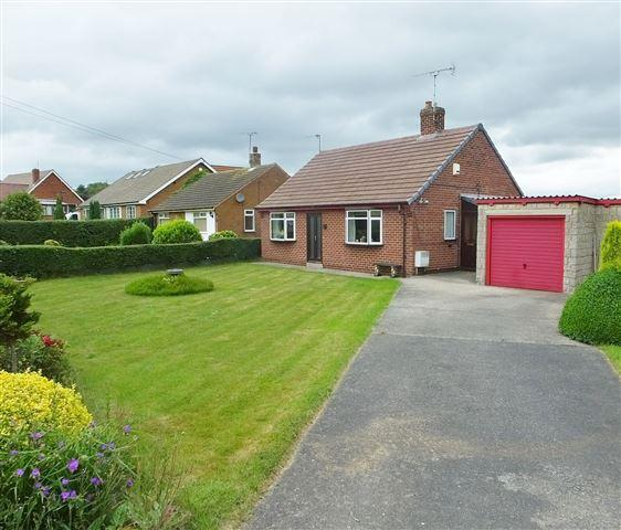 2 Bedrooms Bungalow for sale in Serlby Lane, Harthill, Sheffield, S26 7YD