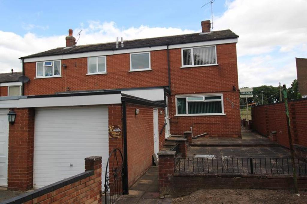 3 Bedrooms Semi Detached House for sale in 16 Allsop Drive, Worksop