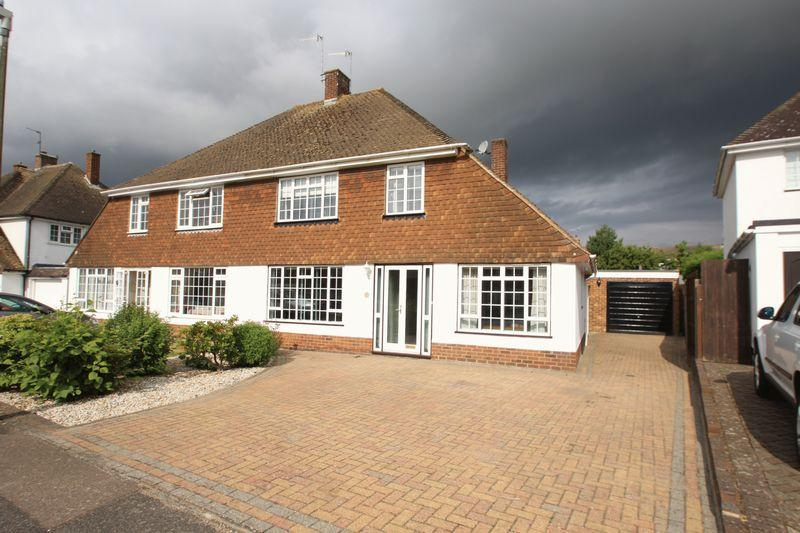 4 Bedrooms Semi Detached House for sale in Walton Road, Tonbridge