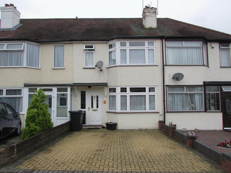 3 Bedrooms Terraced House for sale in Red Lodge Road, Bexley