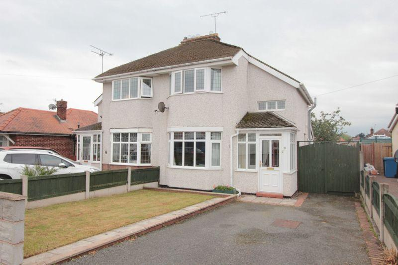 2 Bedrooms Semi Detached House for sale in South Drive, Rhyl