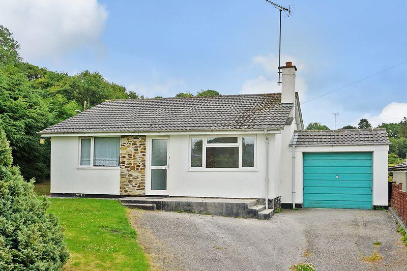 3 Bedrooms Detached Bungalow for sale in St Nonnas Close, Altarnun, Launceston