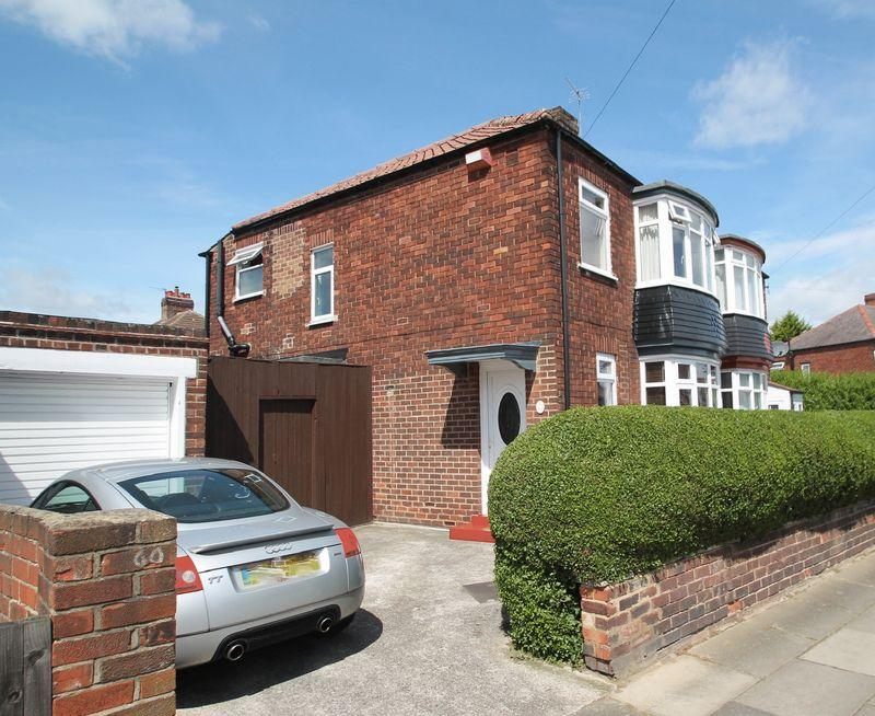 3 Bedrooms Semi Detached House for sale in Southwell Road, Linthorpe