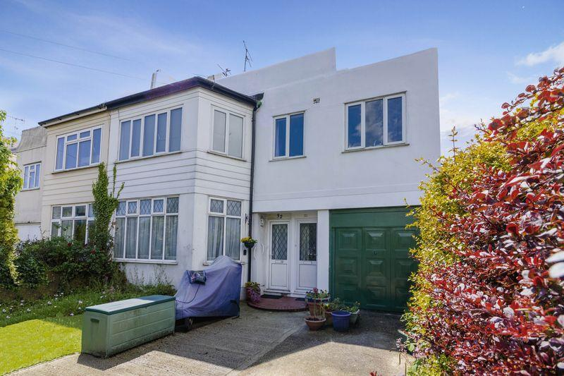 2 Bedrooms Apartment Flat for sale in Shaftesbury Avenue, Worthing