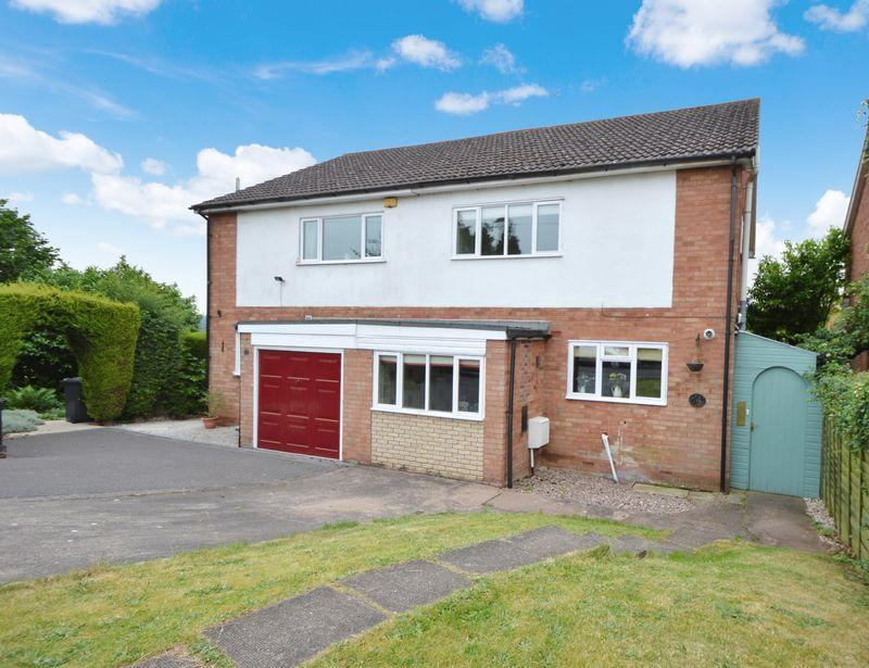 3 Bedrooms Semi Detached House for sale in Cedar Gardens, Kinver